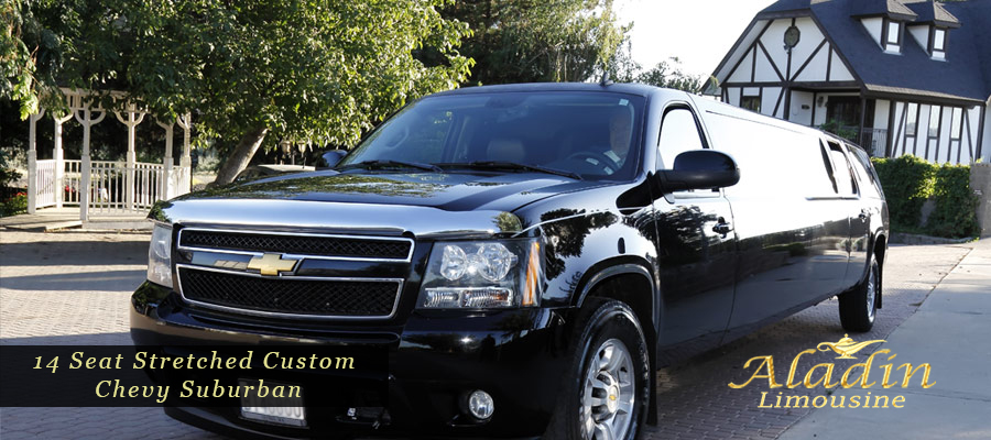 Stretched-Custom-Chevy-Suburban
